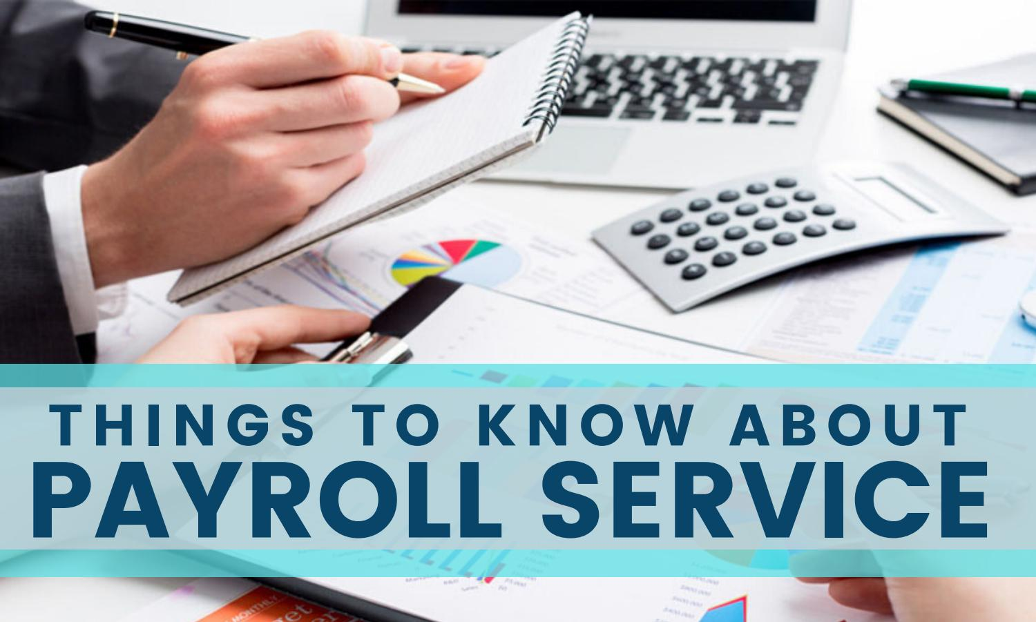 How To Find A Payroll Service That Fits Your Business?